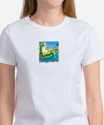 frog vacation Women's T-Shirt