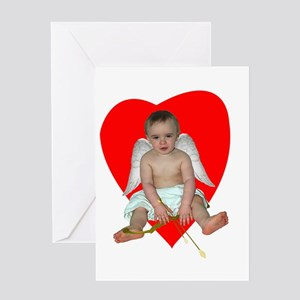 Baby Cupid Greeting Card