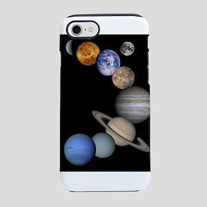 solar system iPhone 8/7 Tough Case