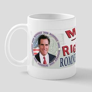 Romney Right Fit Mug