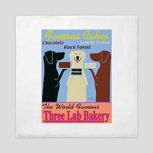 Three Lab Bakery Queen Duvet