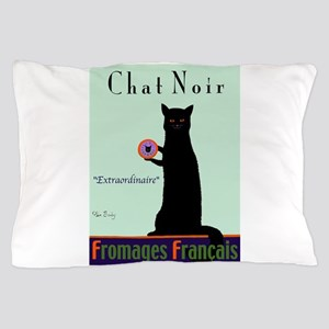 Chat Noir (Black Cat) Pillow Case