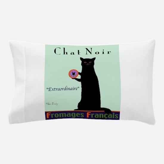 Chat Noir (Black Cat) Pillow Case