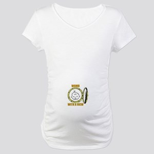 Womb with View Maternity T-Shirt