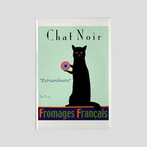 Chat Noir (Black Cat) Rectangle Magnet