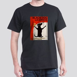 Black Dog Licorice Dark T-Shirt