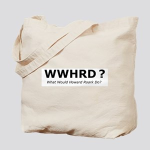 WWHRD? Tote Bag