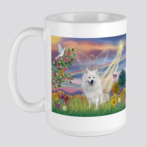Cloud Angel / Eskimo Large Mug