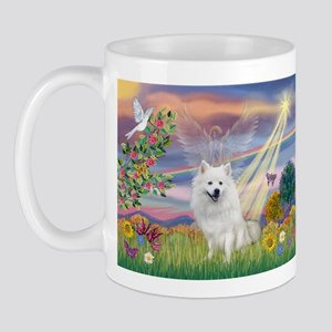 Cloud Angel / Eskimo Mug