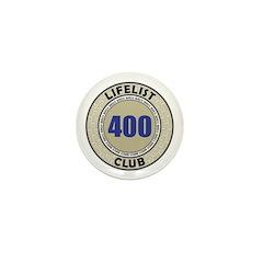 Lifelist Club - 400 Mini Button