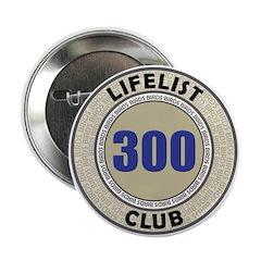 Lifelist Club - 300 Button