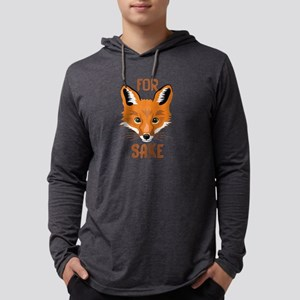 For Fox Sake Long Sleeve T-Shirt