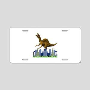 RAMPAGE Aluminum License Plate
