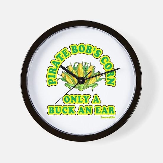 Buck an Ear Wall Clock