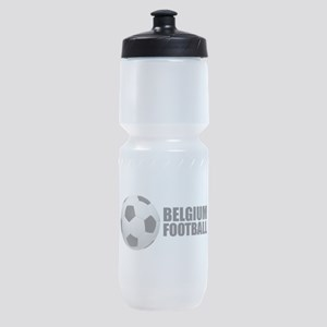 Belgium Football Sports Bottle