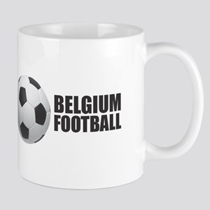 Belgium Football Mugs
