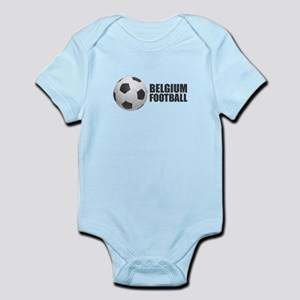 Belgium Football Body Suit