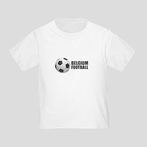 Belgium Football T-Shirt