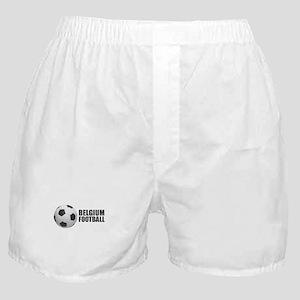 Belgium Football Boxer Shorts