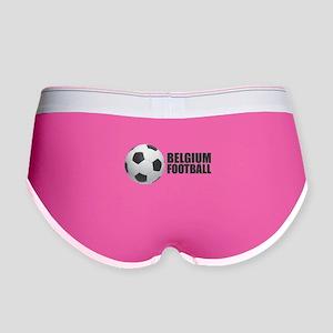 Belgium Football Women's Boy Brief