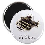 Rem-Blick Typewriter Magnet
