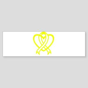 Endometriosis Awareness Bumper Sticker