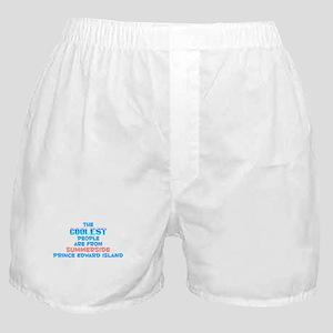Coolest: Summerside, PE Boxer Shorts