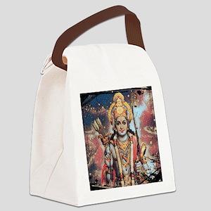 Ram 1 Merchandise Canvas Lunch Bag