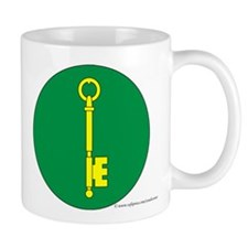 Gold Key Mug