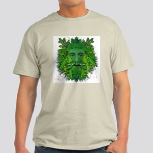 Green Man (Summer) Light T-Shirt