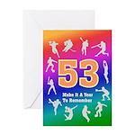Year-Remember - Birthday Card - 53