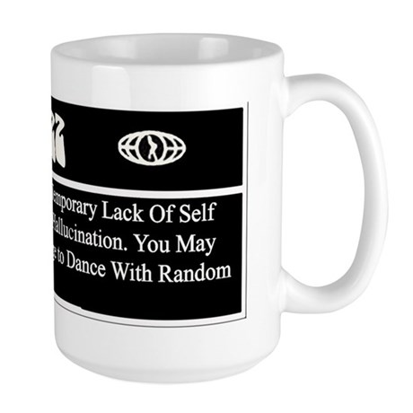 DEFINITION OF THIZZ -- TEES Large Mug