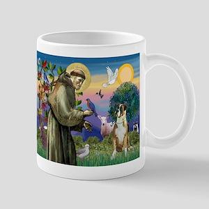 Saint Francis & Boxer Mug