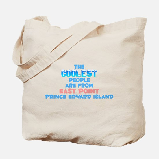Coolest: East Point, PE Tote Bag