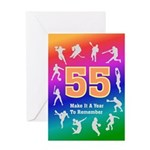 Year-Remember - Birthday Card - 55