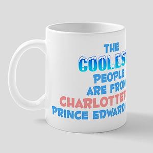 Coolest: Charlottetown, PE Mug