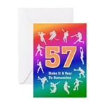 Year-Remember - Birthday Card - 57