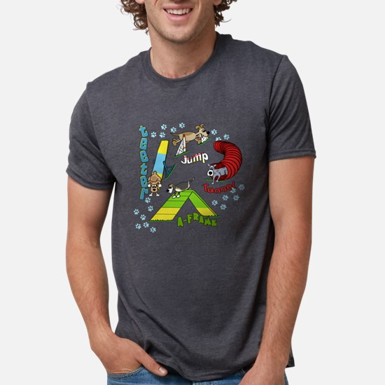 Four Agility Obstacles T-Shirt
