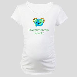 Environmentally Friendly Maternity T-Shirt