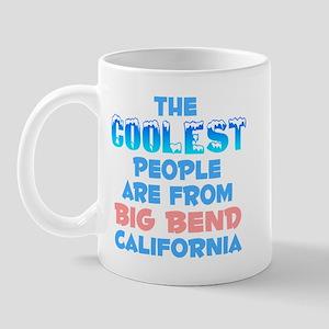 Big Bend, CA Mug