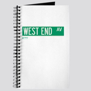 West End Avenue in NY Journal