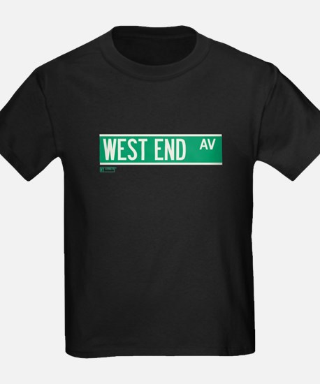 West End Avenue in NY T