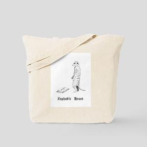 Zaphod's Heart Tote Bag