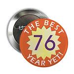 Best Year - Button - 76