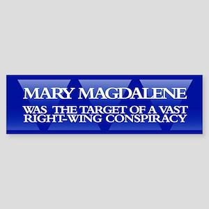MARY MAGDALENE Bumper Sticker