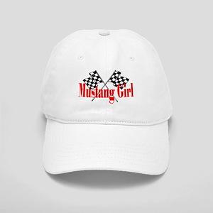 Mustang Girl Cap