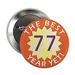 Best Year - Button - 77