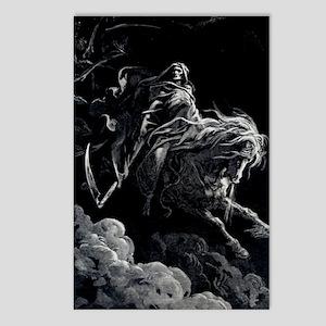 Death Angel Postcards (Package of 8)