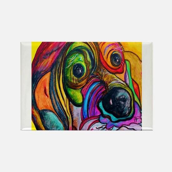 Hound Dog Magnets