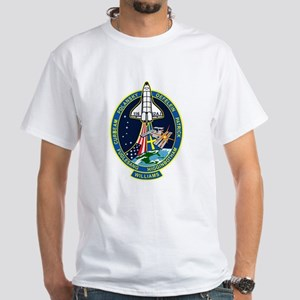 STS 116 Launch Crew White T-Shirt